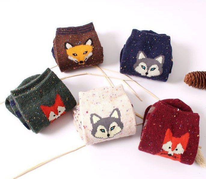 #aliexpress, #fashion, #outfit, #apparel, #shoes http://s.click.aliexpress.com/deep_link.htm?dl_target_url=http%3A%2F%2Fru.aliexpress.com%2Fitem%2Fwomen-vintage-socks-brand-retro-animals-patterns-rabbit-wool-socks-autumn-winter-cute-cartoon-fox-wolf%2F32557540582.html&aff_short_key=MrVN76M