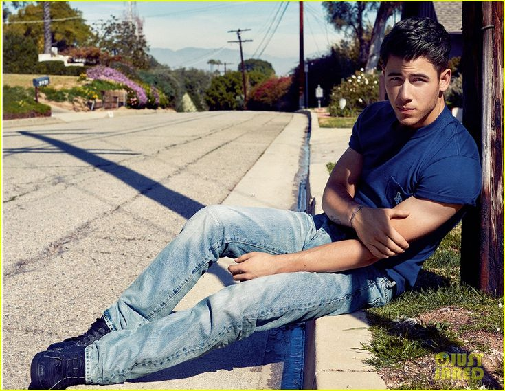 Nick Jonas Looks Like a Complete Icon on Magazine Cover