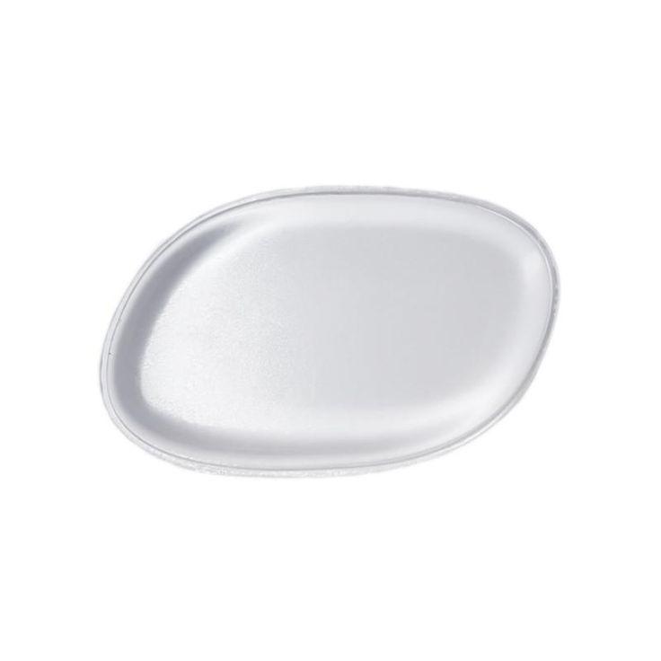 Silisponge CLEAR - Foundation puff Hygienisk silikon puff för jämn applicering av foundation. www.parisberlin.se