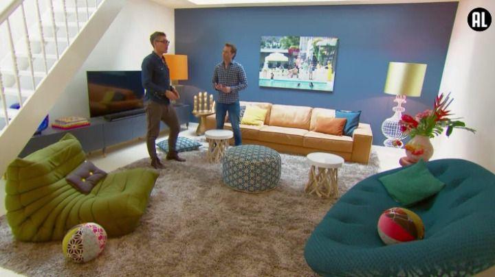 RTL Woonmagazine - Het droomhuis van Edward van Vliet