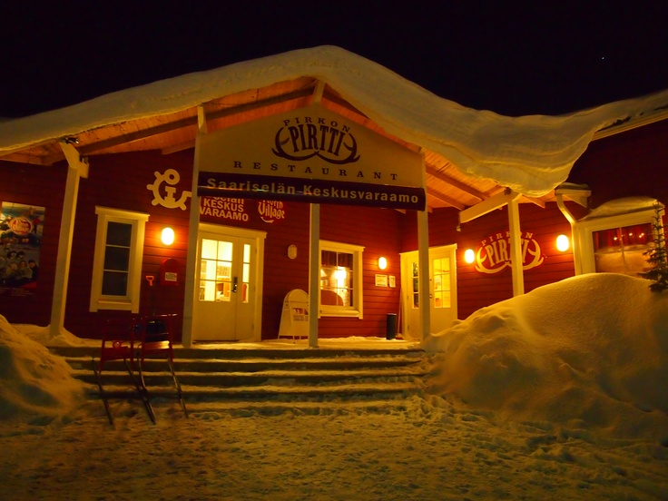 restaurant in Saariselka
