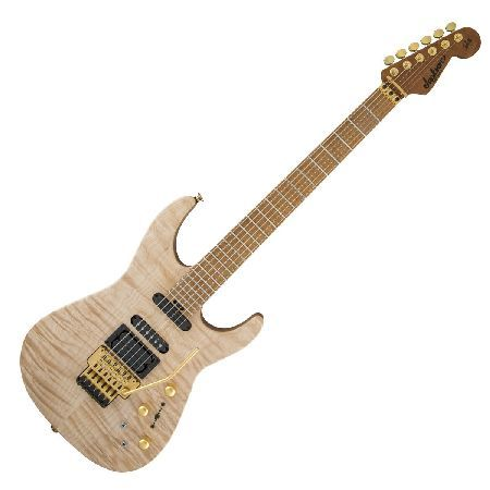 Jackson USA Signature Phil Collen PC1 Satin Au The Jackson USA Signature Phil Collen PC1 electric guitar is crafted with a caramelized mahogany body topped with a stunning 1/8 quilt maple top and satin transparent finish. The new PC1 electric guit http://www.MightGet.com/january-2017-11/jackson-usa-signature-phil-collen-pc1-satin-au.asp