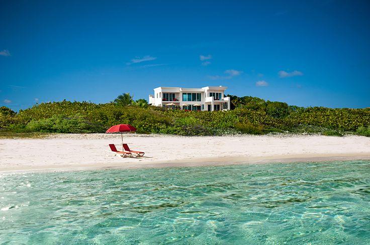 Tequila Sunrise Villa in Anguilla A Luxury Rental Villa