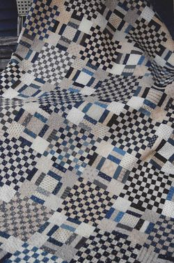 FRIENDSHIP HOUSE PATTERN-  This has to be on my list even with all those squares.