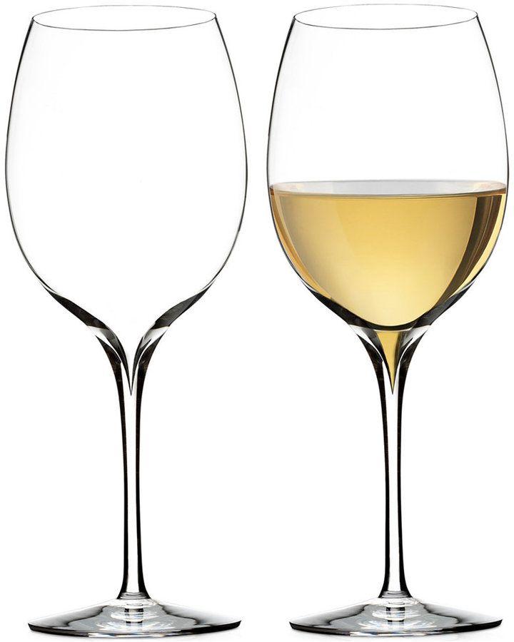 Waterford Elegance Pinot Gris/Grigio Wine Glass Pair - $60.00