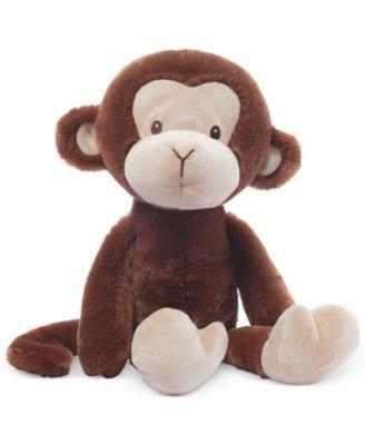 Gund Baby Nicky Noodle Monkey Stuffed Toy