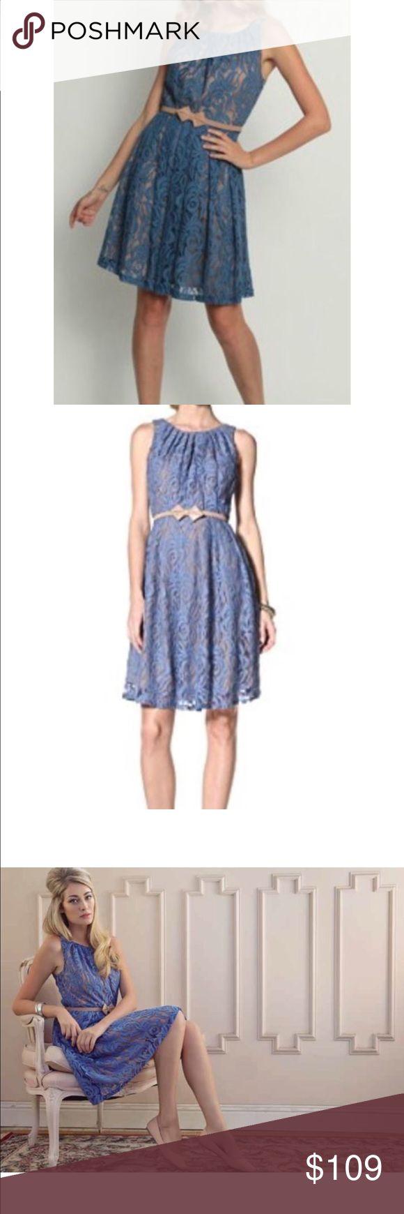 Seen in Glee Anthropologie Eva Franco blur dress Liberty Samantha dress, Nwt Anthropologie Dresses Midi