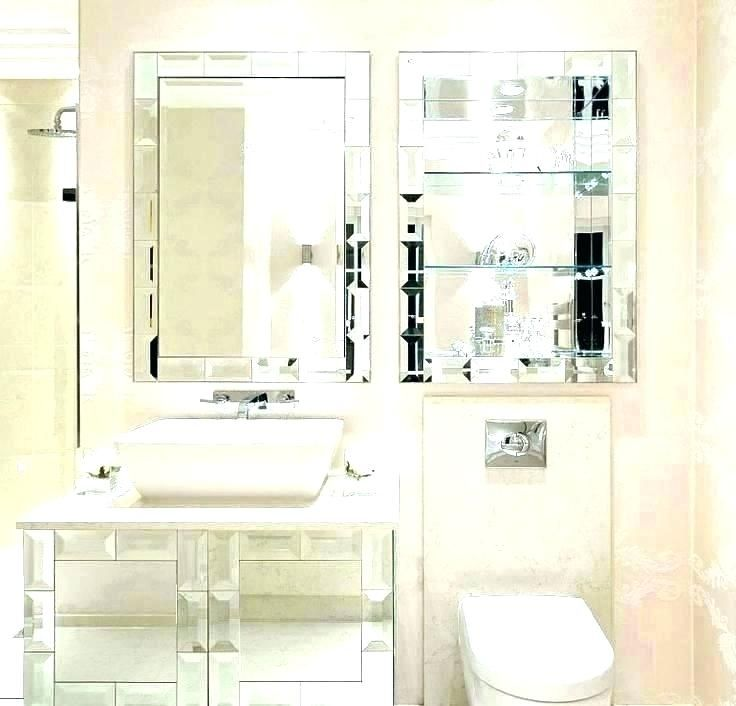 How To Remove Bathroom Mirror With Clips Bathroom Mirror Bathroom Mirror Frame Bathroom