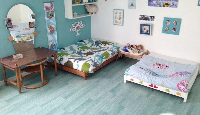 Bio info la chambre de b b selon la p dagogie for Deco chambre bebe montessori