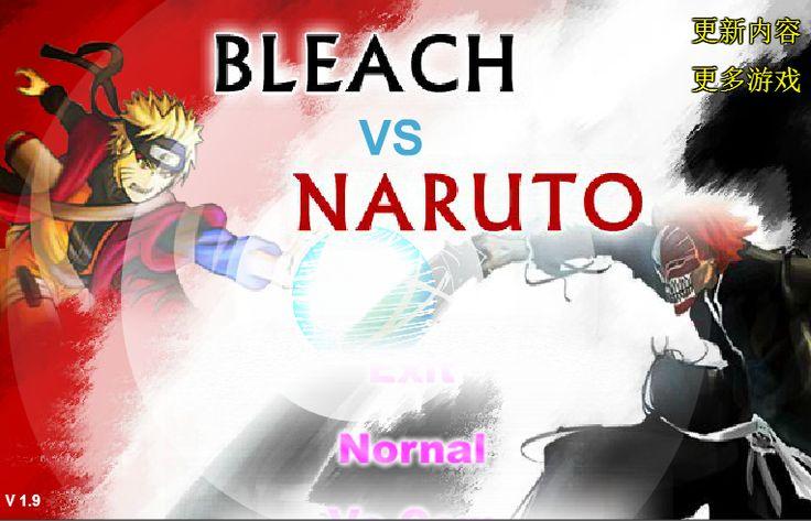 Juego Bleach vs Naruto 1.9 Regresa este gran juego donde creo que el principal personaje es Naruto. ► http://www.ispajuegos.com/jugar8456-Bleach-vs-Naruto-1-9.html