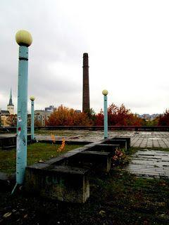 Matkojeni blogi: Tarkovskin Stalker ja Blade Runner 2049 matkalla Tallinnassa, Virossa. Kultuurikatel, Linnahall, Kalamajan boheemi alue