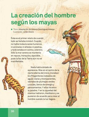 The creation of man according to the Maya – Spanish Reading - History Spanish Basics, Ap Spanish, Spanish Culture, Spanish Lesson Plans, Spanish Lessons, Latin American Studies, Spanish Heritage, Spanish Teaching Resources, Mexico Culture