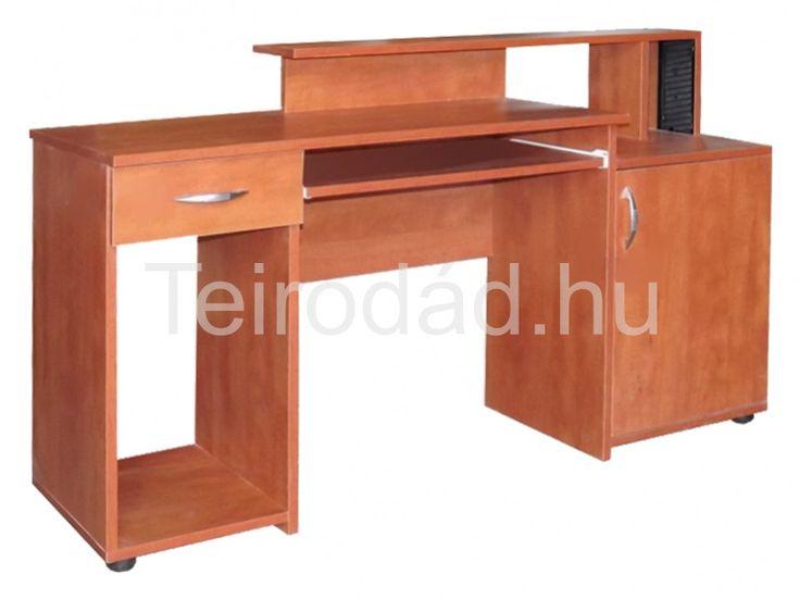 Ethno számítógépasztal - Számítógépasztal - Teirodád.hu