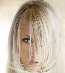 como aclarar el cabello naturalmente a tono rubio