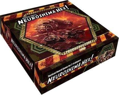 Neuroshima Hex polska gra wydanictwa Portal. Najlepiej oceniana polska gra w historii.