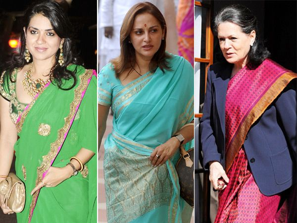 If you look at our women politicians closely, you will realise that 'fashion' is not one of their favourite words. Yet, there are a handful who have defined themselves with their unique sense of style. Yes, there are some Indian women politicians whose sartorial choices are worth decoding. Take a look.Image courtesy: BCCL