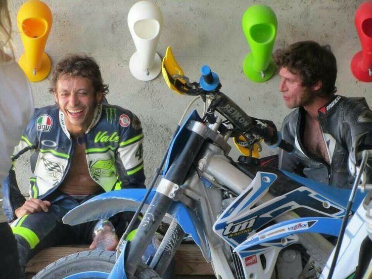 Guy Martin&the doctor at the ranch