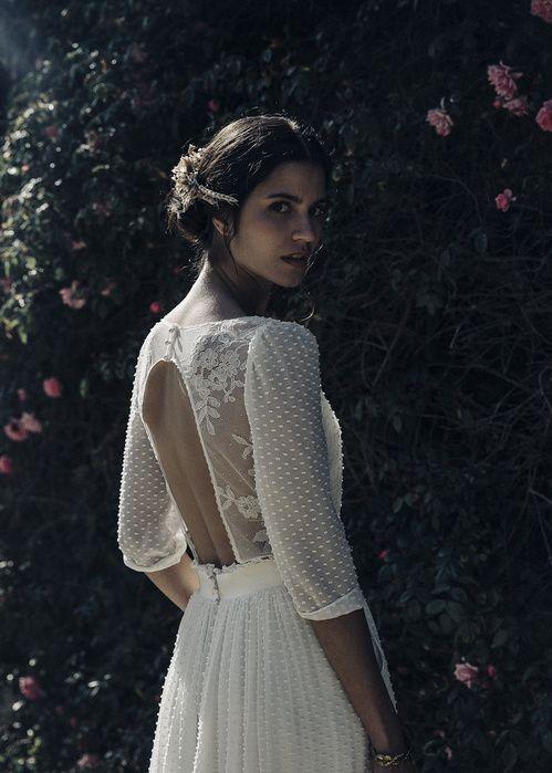 robe de mariee Laure de Sagazan collection 2017 bridal 4