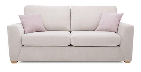 Popular Gracie 3 Seater Deluxe Sofa Bed Sherbet Top Design - Contemporary 2 Seater sofa Bed Lovely