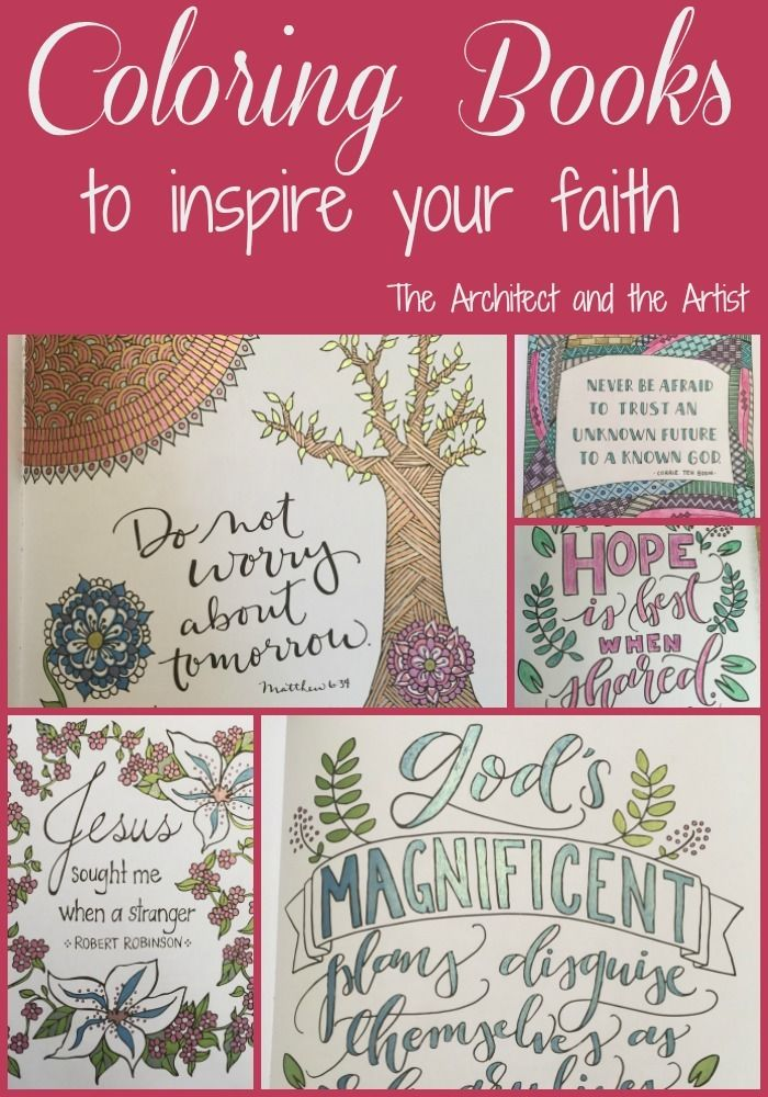 Back In November I Did A Post On Faith Based Coloring Books Since Then Havent Stopped