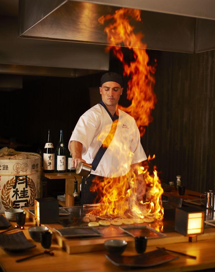 The Teppanyaki Restaurant Noodle Amp Teppanyaki Bar In