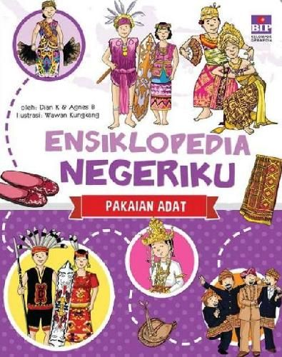 Ensiklopedia Negeriku: Pakaian Adat