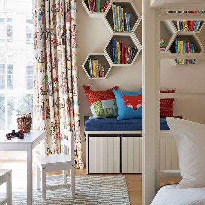 Curtains in  Kinta  from Clarence House add colour to this child s bedroom  by Todhunter. 47 best images about Kids  Rooms on Pinterest   Childs bedroom