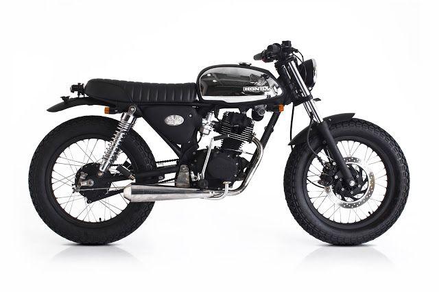 Honda CB100 1976 By Deus Ex Machina