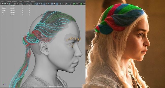 Making of Daenerys Targaryen by Daniele La Mura - article | CGSociety