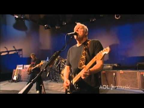 David Gilmour   Comfortably numb new york session    the most perfect guitar sound, ever