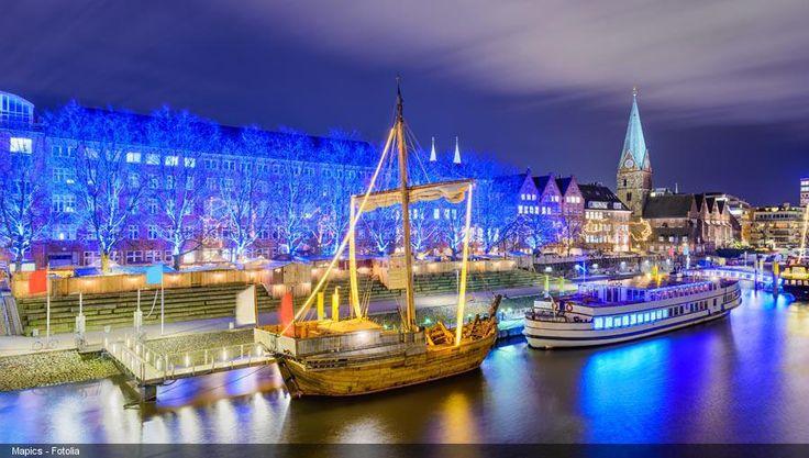 Bremen : Weihnachtsmarkt
