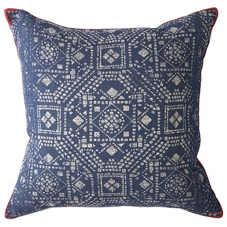 Constantinople Cushion 45x45cm This would also look good in the master bedroom (need 2)  Freedom have lots of cushions around the $35 mark