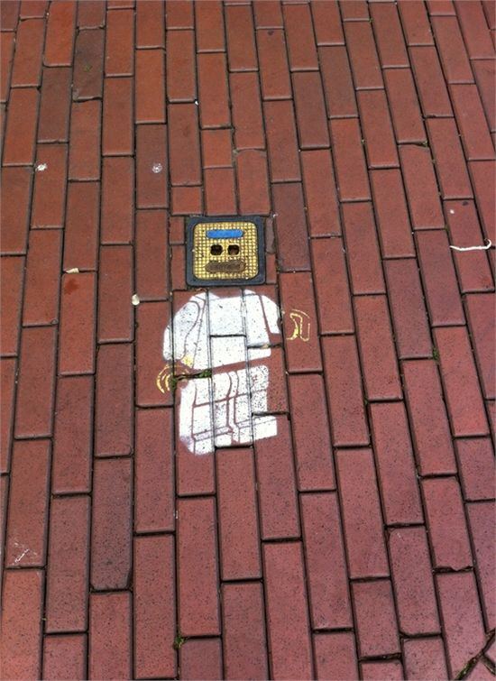 Top 10 Funny Street Arts | See More Pictures