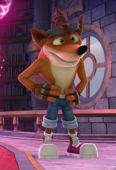 crash bandicoot | Tumblr