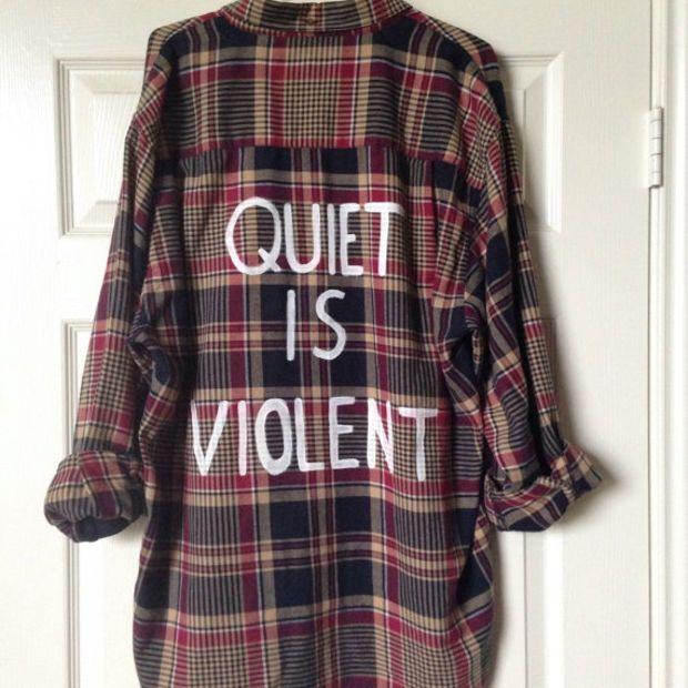 Twenty One Pilots hand painted flannel (made to order)