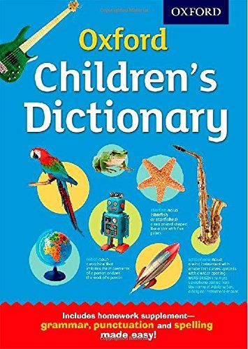 From 3.95:Oxford Children's Dictionary