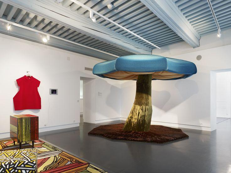 Pop-up - design between dimensions | exhibition view | 22 nov 2012 - 03 mar 2013 | #exhibition #mudac