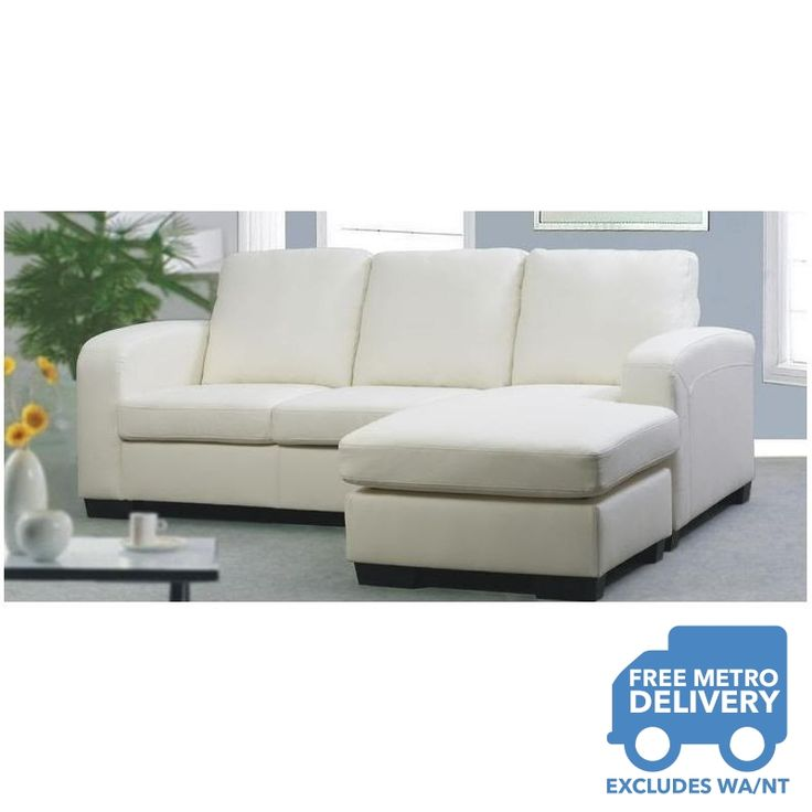 white bonded leather sofa couch with chaise lounge buy top sellers