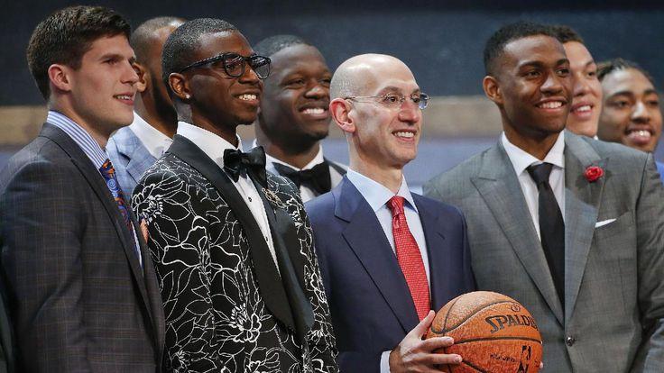 NBA draft grades: Cavs, Bucks, Celts get an A for smart picks