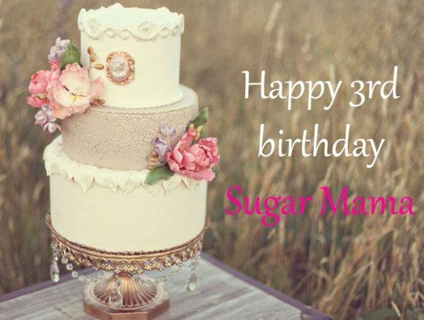 Χρόνια πολλά Sugar Mama!!