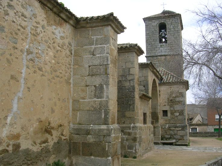 Iglesia de la Concepción (Hinojosa de San Vicente) Siglo XVI