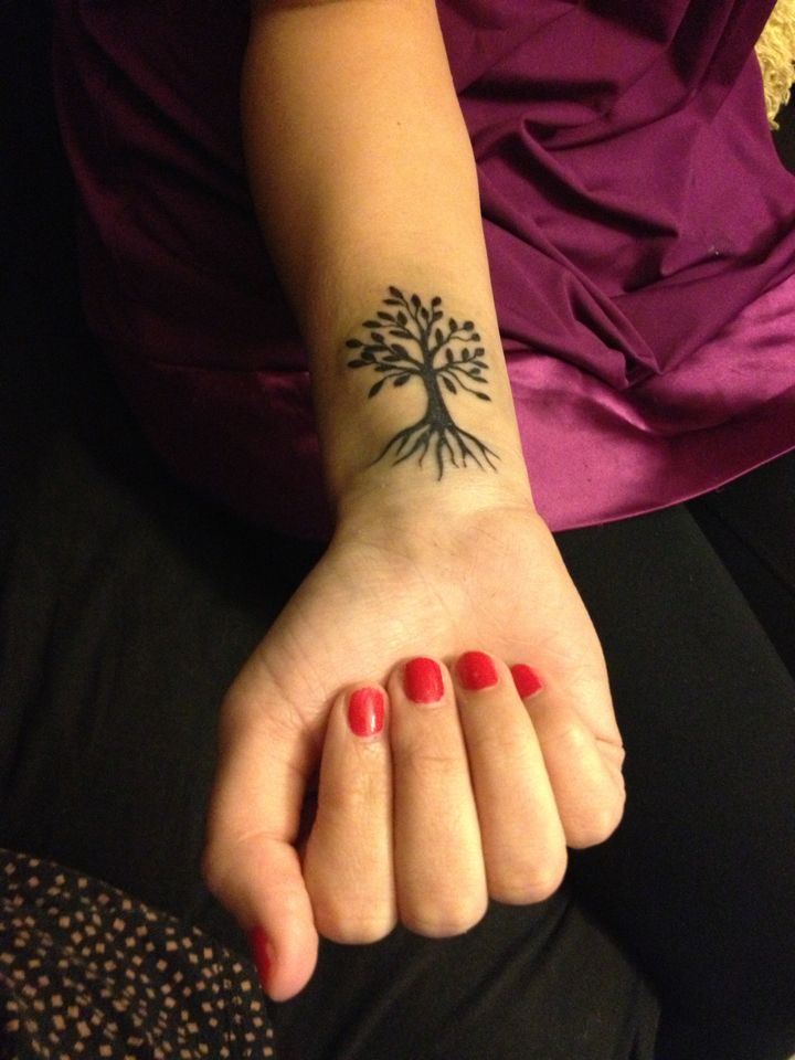 """""""We grow in different directions yet our roots remain the same."""" Tat me and my sister are getting this weekend for her 18th birthday!"""