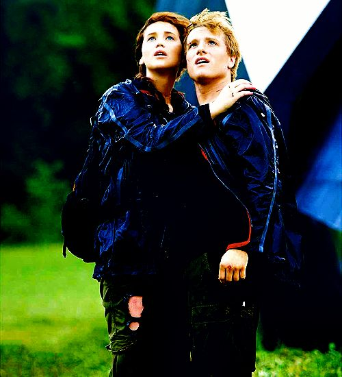 146 best images about Peeta and Katniss on Pinterest | I ...