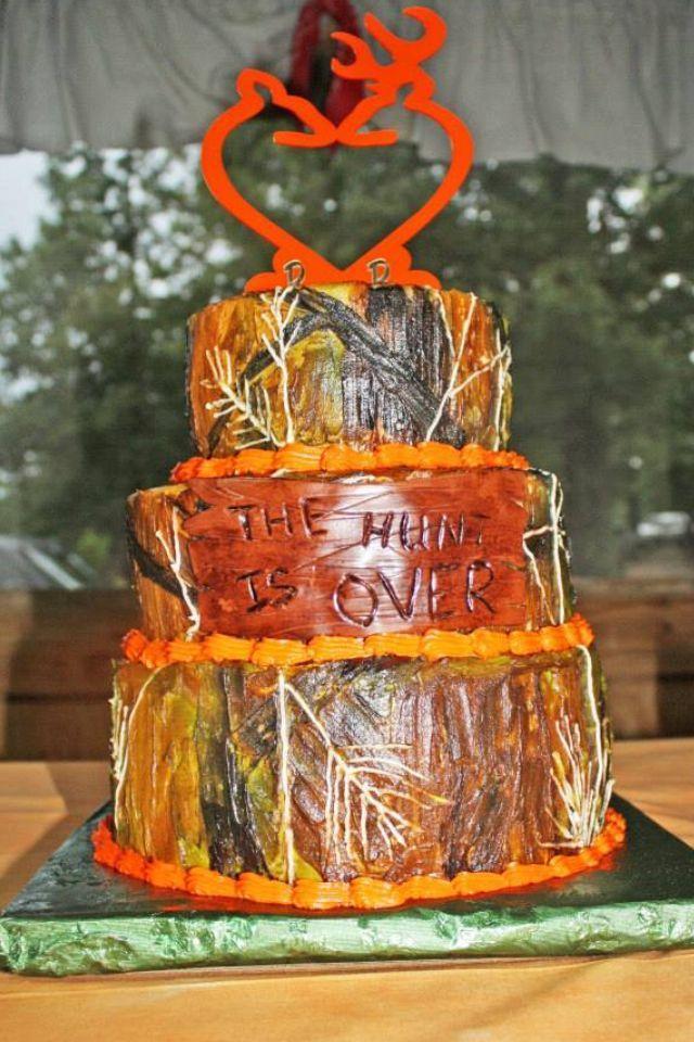 Best 25 Camo Wedding Cakes Ideas On Pinterest Camo