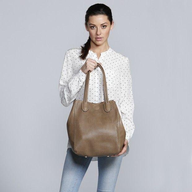 Buy Olsen Handbag online at best price from LOUENHIDE, Australian company that designs and manufactures designer handbags online.