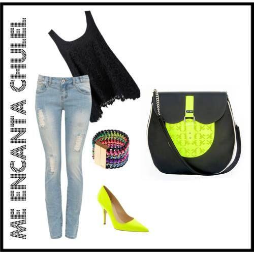 Look #Xochitl #moda #mexicana