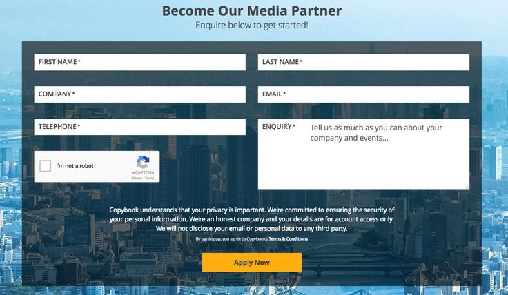 Are you creating or hosting events? Become Our Media Partner today - It's free, simple and very quick.