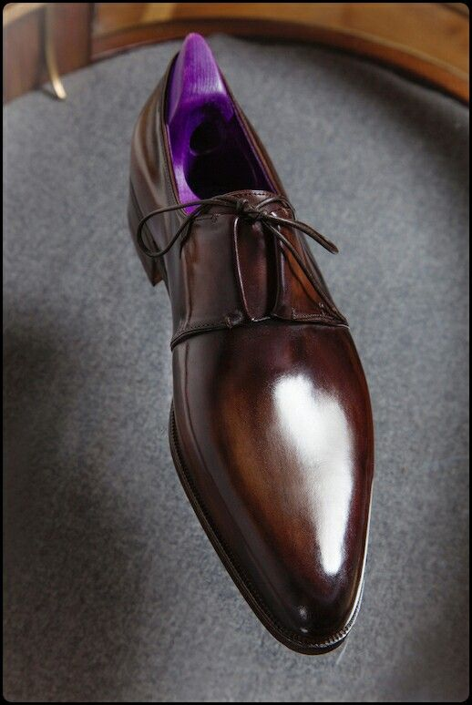 Berluti Bespoke Shoes. http://parisiangentleman.tumblr.com/post/132529025046/amator-blogosphere-berluti-bespoke-shoes