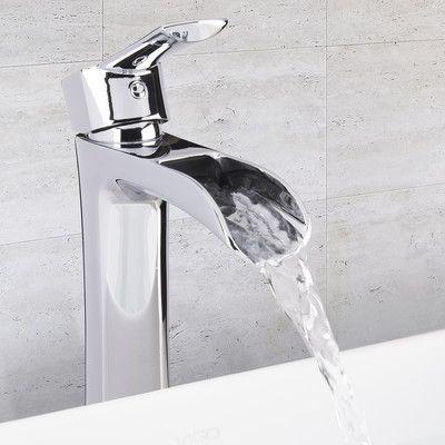 Vigo Niko Bathroom Vessel Faucet & Reviews | Wayfair