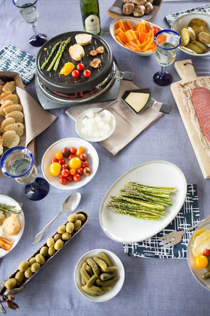Wie bereite ich Raclette zu und was soll ich damit essen – MyNorth.com